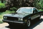 SOLD - 1984 Chevrolet El Camino