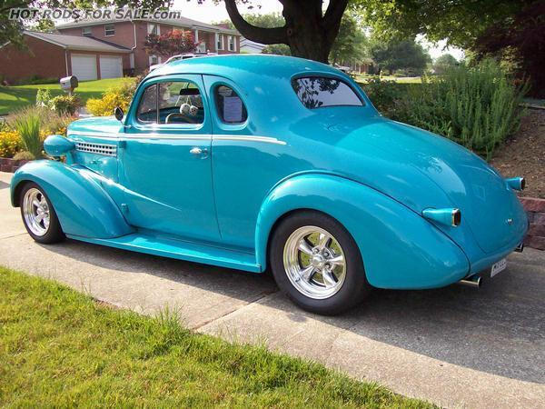 Chevrolet 1920 1959 Sold 1938 Chev Coupe Street Rod