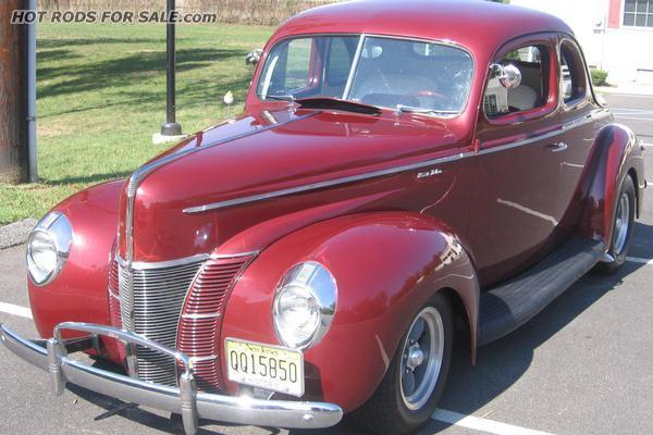 2005 Ford Mustang For Sale >> Ford 1940 - 1959 - 1940 Ford Deluxe Coupe