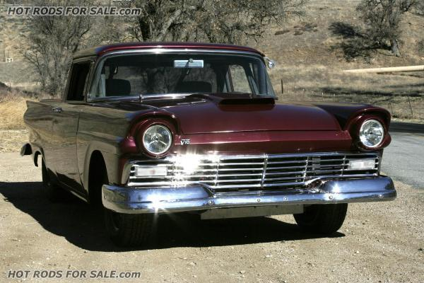 Ranchero With V Ford Conversion E