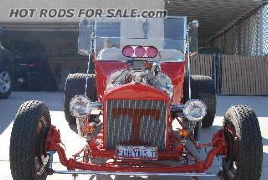 SOLD - 1923 Ford T-Bucket