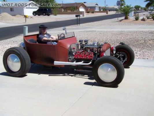 1923 Ford T- Retro Rod