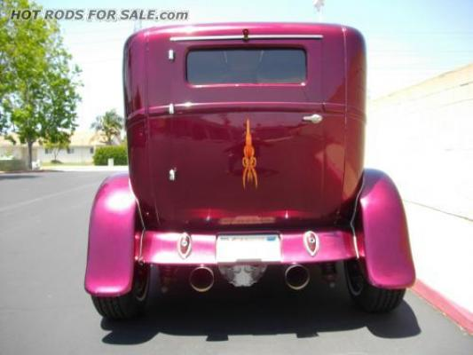 1929 Ford Sedan Delivery Custom Show Car