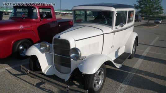 SOLD - 1930 Ford 2 Door Sedan