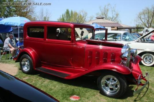 1932 Chevy 2-Dr Sedan