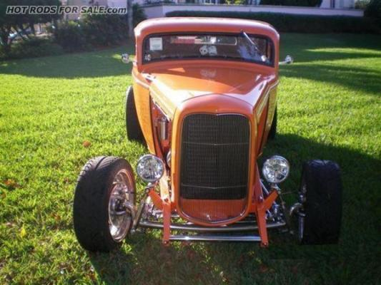 SOLD - 1932 FORD HIGHBOY COUPE