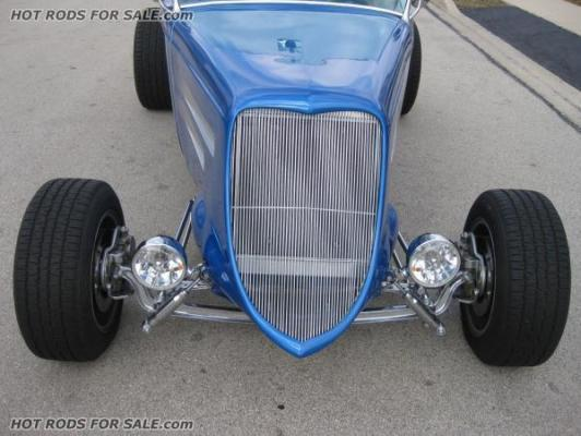 SOLD - 1933 Ford Hot Rod