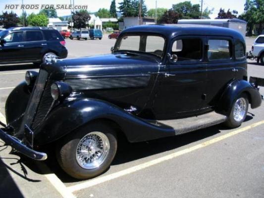 SOLD - 1935 Studebaker