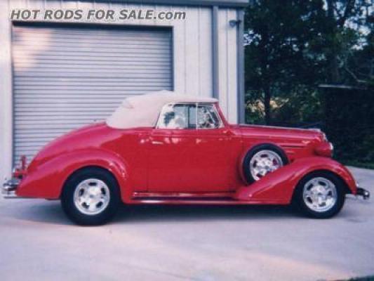 1936 Chevrolet Cabriolet
