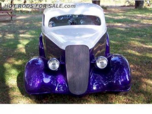 Chevrolet 1920 - 1959 - 1936 Chevy