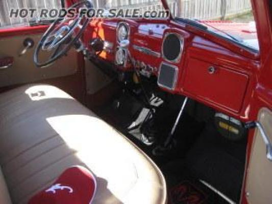 SOLD - 1952 Dodge 5 window short bed