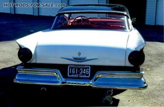 SOLD - 1957 Ford Fairlane 500