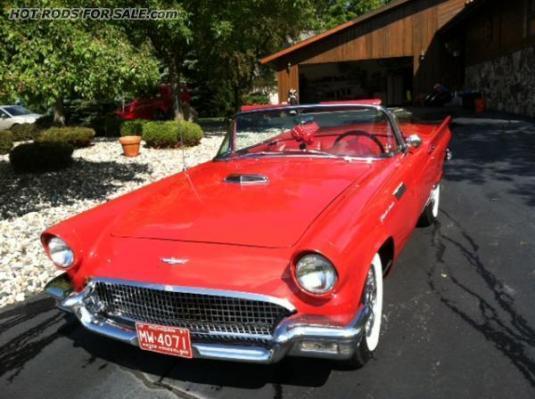 1957 Thunderbird Hardtop/Convertible