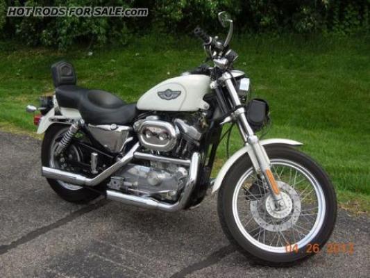 SOLD - 2003 Harley Davidson