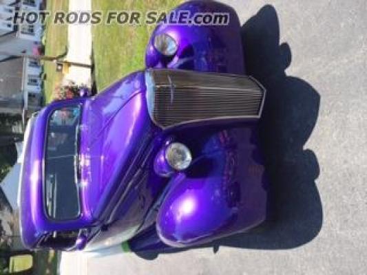 37 Chevy Sedan