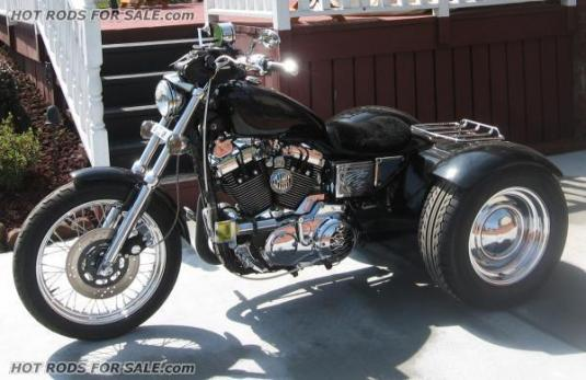 '96 HD Sportster 1200 Trike