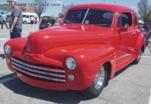 SOLD - 1947 Ford Club Coupe