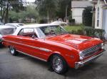 1963 1/2 Ford Falcon Sprint Convertible