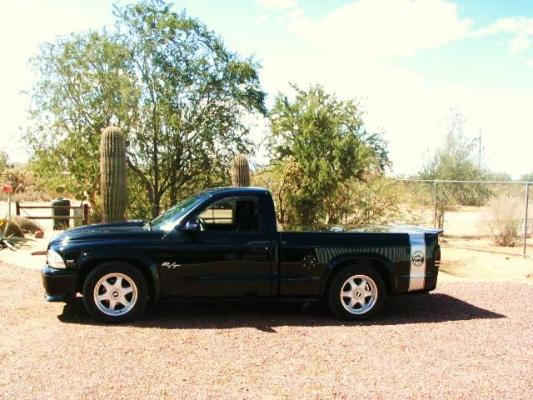 Mopar Trucks 2000 Dodge Dakota R T Single Cab Hot Rod