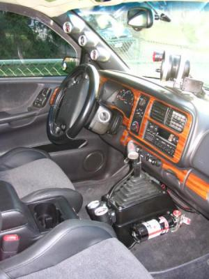 2000 Dodge Dakota R/T (single cab) Hot Rod