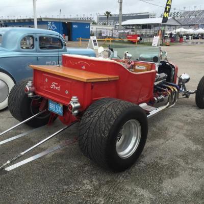 1923 ford tee bucket