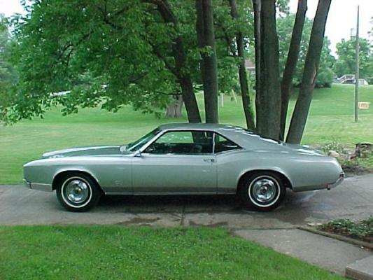 SOLD - 1966 Buick Riviera