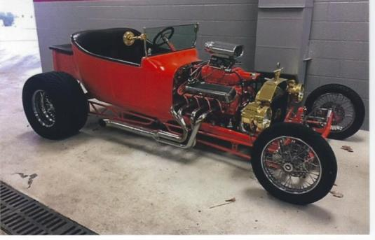 '23 T-Bucket Hot Rod