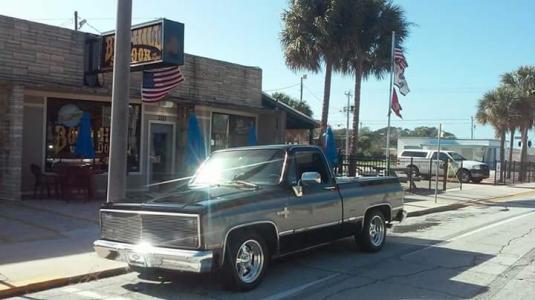 86 Chevy c10 Nice truck