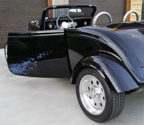 SOLD - 1934 Ford Roadster
