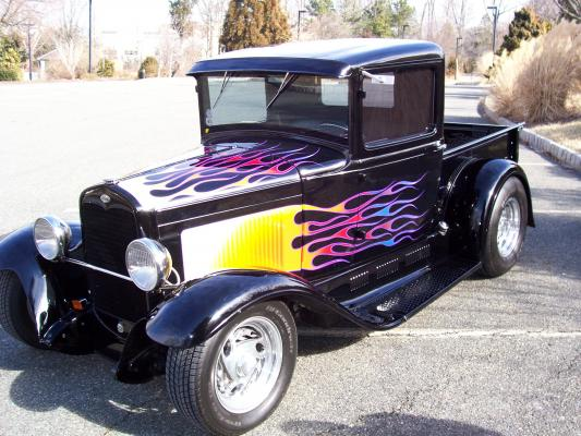 1931 Ford Pickup Streetrod