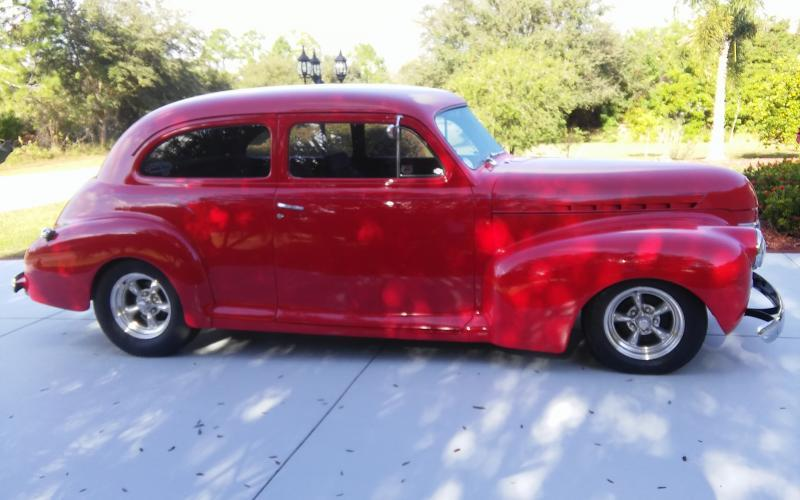 Chevrolet 1920 - 1959 - 1941 Chevy Street Rod