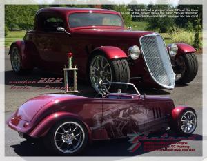 33 FFR Hotrod
