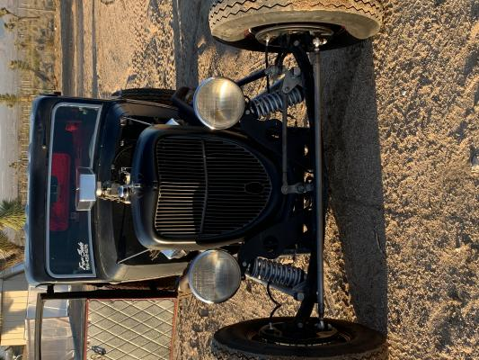 1933 5 window coupe