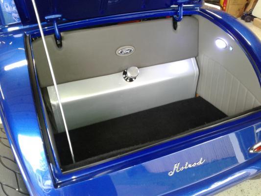 32 Ford 3 Window