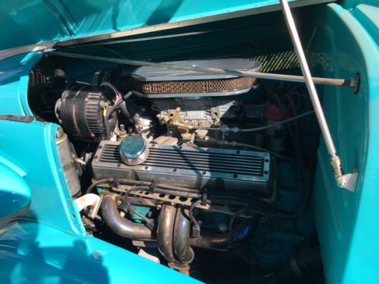 '37 Chevrolet Tudor Project