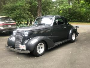 38 Chevy Business Coupe for sale
