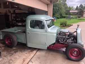42 Dodge rat/custom
