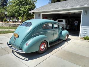 1940 Ford two door sedan