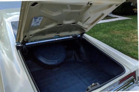 1968 Pontiac Bonneville