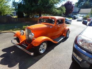 32 Ford Coup Special