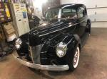 1940 Ford deluxe coup